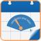 Weight Tracking Calendar (AppStore Link)