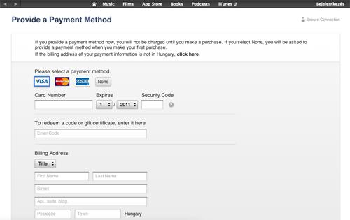 opciók regisztráció nélkül