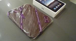 Csokoládéba bújtatott iPad…