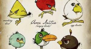 Valentinkor érkezhet az új Angry Birds