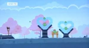 Valentinkor érkezik az új Angry Birds frissítés