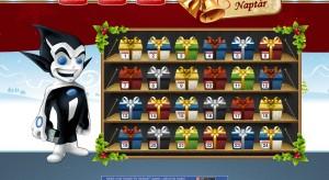Adventi App Naptár 2010 – A szerencsés 23 játékos…
