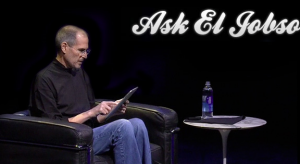 Kérdezd Steve Jobs-t!