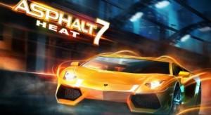 Megjelent a Gameloft újabb üdvöskéje az Asphalt 7 Heat