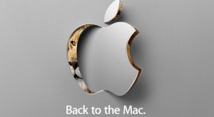 Élő! Back to the Mac – Apple keynote