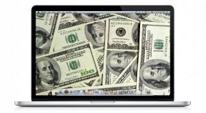 1 milliárd dolláros plusz bevételt hozhat az új Retina MacBook Pro