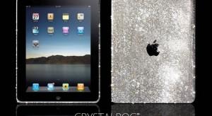 CrystalRoc – A Swarovski kristályokkal telepakolt iPad