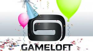 10 éves a Gameloft! Ingyenes játékokkal kedveskednek!