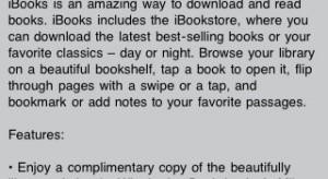 iBooks, te Drága…