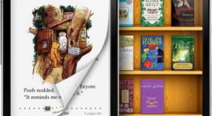 iPhone 4 bemutató #6 – iBooks