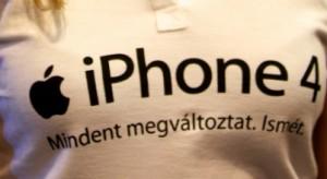 Október 15-ig meg kell jönnie az új iPhone 4 szállítmánynak?