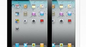 iPad Vs iPad 2 – Összehasonlítottuk a két táblagépet