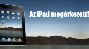 Megvannak a hivatalos iPad árak!