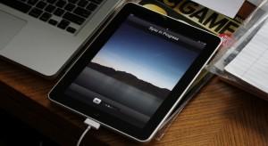 Az iPad megérkezett!