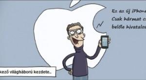 Mindenki iPhone 5-öt akar: lesz elegendő készlet nekünk is?