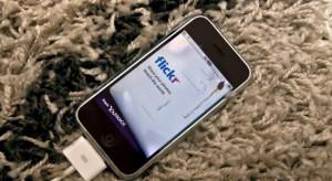 Az iPhone nem bírja a 9G-t! :)