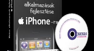 Az Oktatóvideók.hu bemutatja – Webes alkalmazások fejlesztése iPhone-ra