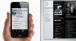 Megérkezett az iTunes 10.5 – Jöhet az iCloud!