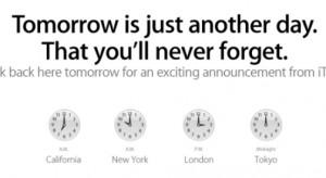 Az Apple újabb nagy dobása – Holnap 16 órától!