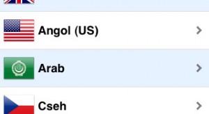 Jourist nyelvtréning, 24 nyelven iPhone felhasználoknak!