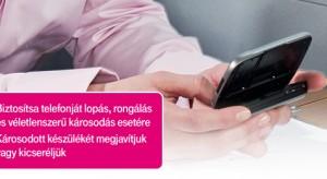 Készülékbiztosítás a T-Mobile-tól