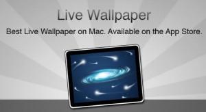 Live Wallpaper – Élő háttérkép Mac gépekre