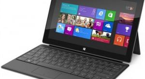 Microsoft Surface – Újabb iPad kihívó a láthatáron…