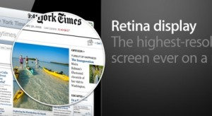 iPhone 4 bemutató #4 – A Retina kijelző