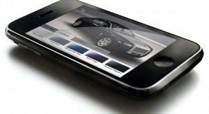 Egyedi Rolls-Royce az iPhone-nal tervezve