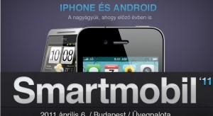 Smartmobil '11 – Konferencia az okostelefonokról