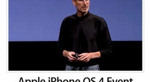 Elérhető az iPhone OS 4.0-ás Keynote