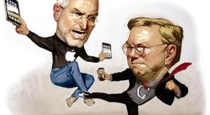 Kitekintő – Az Apple és a Google harca