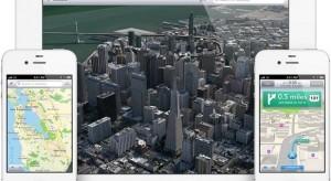 Az Apple a TomTom térképeit választotta