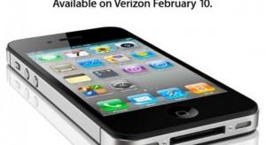 Verizon – Megérkezett az iPhone 4 CDMA változata