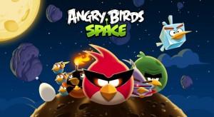 Angry Birds Space frissítés érkezett