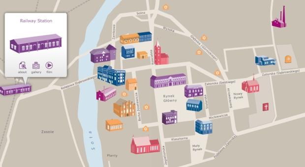 auschwitz térkép Ingyenes alkalmazás segít megismerni Auschwitz történetét | iHungary auschwitz térkép