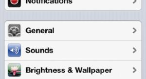 iOS 6 Béta képek, elérhető a Keynote videója!