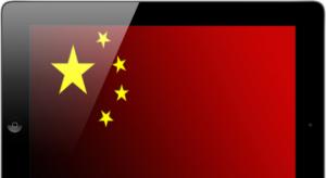 Megérkezett az új iPad készülék Kínába
