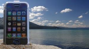 Az iPhone és iPad készülékek elrabolják a nyaralásunkat