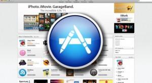 Az Apple Retina felbontású alkalmazást engedélyezett a Mac AppStore áruházában