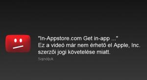 In-App-Purchase botrány – Az Apple védi a kiadókat