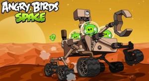 A Curiosity fedélzetén megérkeztek a Marsra a mérges madarak