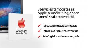 Hivatalosan is elindult Magyarországon az AppleCare terméktámogatás