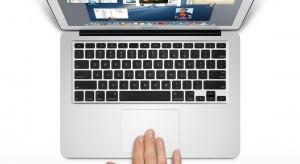 Apple szabadalom, célkeresztben a megvilágított touchpad