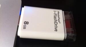 i-FlashDrive – Egy újabb remek kiegészítő az Apple cuccaidhoz