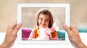 Egekben van az Apple tablet részesedése