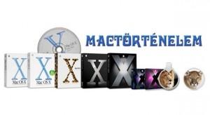 """Mactörténelem VI. rész: OS X 10.4 – """"Tiger"""""""