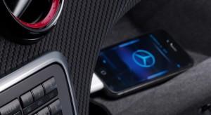 Az új Mercedes A-osztályt az iPhone-ra hangolták