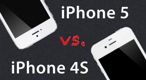 iPhone 4S Vs iPhone 5 – Vajon megéri váltani az új modellre?