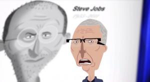 Steve Jobs feltámadása – Itt az iFhone 5, Mac Daddy!